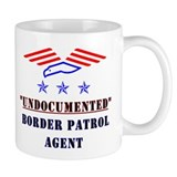 Undocumented Border Patrol Mug