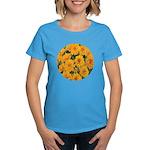 Coreopsis Early Sunrise Women's Dark T-Shirt
