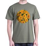 Coreopsis Early Sunrise Dark T-Shirt