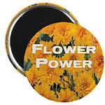 Coreopsis Flower Power Magnet