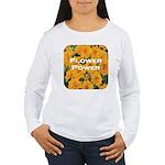 Coreopsis Flower Power Women's Long Sleeve T-Shirt