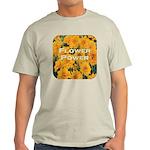 Coreopsis Flower Power Light T-Shirt