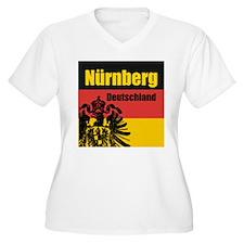 Nürnberg Deutschland  T-Shirt