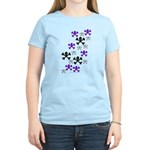 Skull'n'CrossbonesSwarm Women's Light T-Shirt