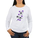 Skull'n'CrossbonesSwarm Women's Long Sleeve T-Shir