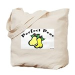 Perfect Pear Tote Bag