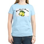 Perfect Pear Women's Pink T-Shirt