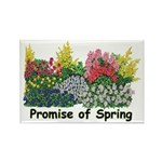 Promise of Spring Rectangle Magnet (10 pack)