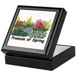 Promise of Spring Keepsake Box
