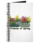 Promise of Spring Journal