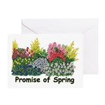 Promise of Spring Greeting Card