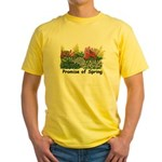 Promise of Spring Yellow T-Shirt