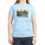 Promise of Spring Women's Light T-Shirt