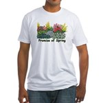 Promise of Spring Fitted T-Shirt
