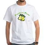 Perfect Pear White T-Shirt