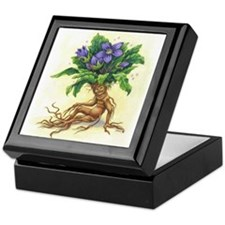 Cool Mandrake Keepsake Box