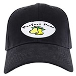 Perfect Pear Black Cap