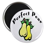 Perfect Pear Magnet