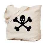 Skull'n'Crossbones Tote Bag
