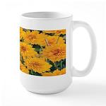 Coreopsis Early Sunrise Large Mug