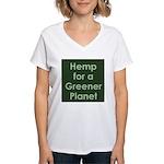 Attachment Parenting Women's V-Neck T-Shirt