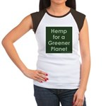 Attachment Parenting Women's Cap Sleeve T-Shirt