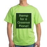 Attachment Parenting Green T-Shirt