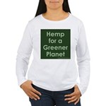 Attachment Parenting Women's Long Sleeve T-Shirt