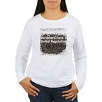 Gardener's soiled reputation Women's Long Sleeve T