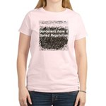 Gardener's soiled reputation Women's Light T-Shirt