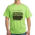 Gardener's soiled reputation Green T-Shirt