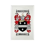 Whitaker Coat of Arms Rectangle Magnet
