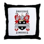 Whitaker Coat of Arms Throw Pillow
