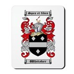 Whitaker Coat of Arms Mousepad