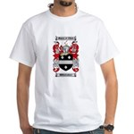 Whitaker Coat of Arms White T-Shirt