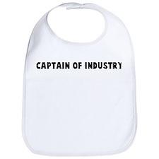 Captain of industry Bib