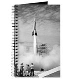1st Rocket Launch, 1950 Journal