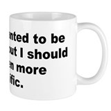 Jane wagner quotation Mug