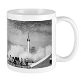 1st Rocket Launch, 1950 Mug