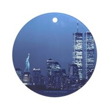 NYC Ornament (Round)