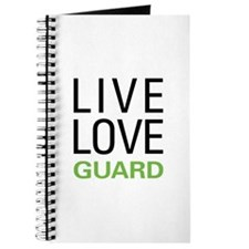 Live Love Guard Journal