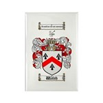 Walsh Coat of Arms Rectangle Magnet (10 pack)