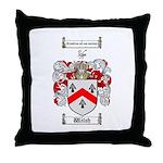 Walsh Coat of Arms Throw Pillow