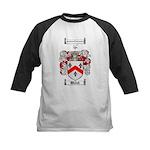 Walsh Coat of Arms Kids Baseball Jersey