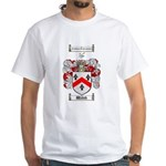 Walsh Coat of Arms White T-Shirt