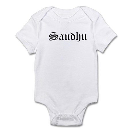Sandhu Infant Bodysuit
