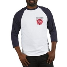 FIREFIGHTERS HOW WE ROLL Baseball Jersey