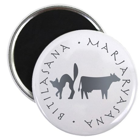 Cat-Cow Magnet