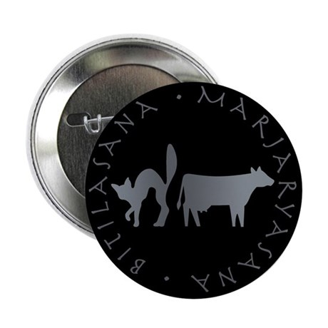 "Cat-Cow 2.25"" Button"