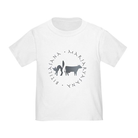 Cat-Cow Toddler T-Shirt